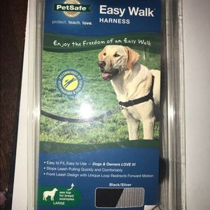 Other - Easy walk harness for large dog